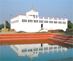 Footsteps of Lord Buddha